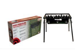 High Pressure Triple Burner - Electrical
