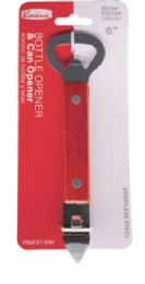 24 Units of Bottle Opener 6 Inch - Kitchen Gadgets & Tools