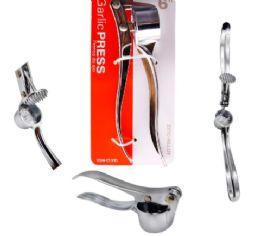 24 Units of Garlic Press 6 Inch - Kitchen Gadgets & Tools