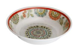 48 Units of 8 Inch Soup Bowl - Plastic Bowls and Plates