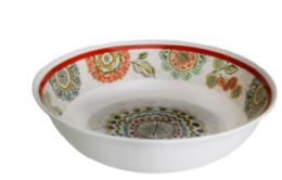 48 Units of 9 Inch Soup Bowl - Plastic Bowls and Plates
