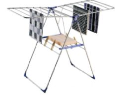 4 Units of Clothes Drying Rack - Laundry Baskets & Hampers
