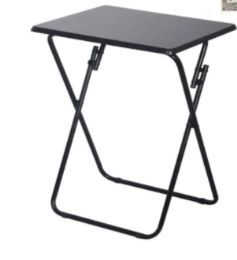 6 Units of 19x15 Snack Table -Beech - Home Accessories