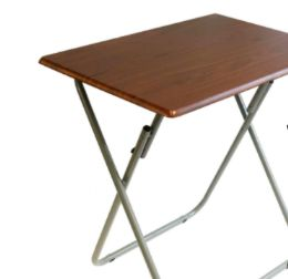 4 Units of 29x20 Jumbo Utility Table-Cherry - Home Accessories