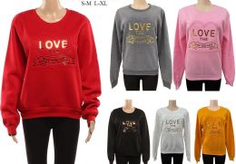 24 Units of Women's Long Sleeve Soft Sweaters - Womens Sweaters & Cardigan