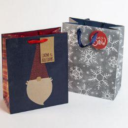 70 Units of Christmas Gift Bag Pp 2.49 - Christmas Gift Bags and Boxes