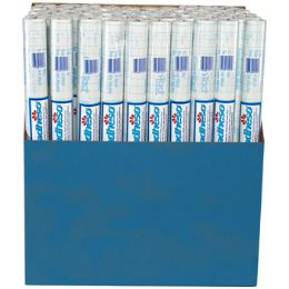 72 Wholesale Shelf Liner Adheso - Clear