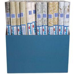 72 Wholesale Shelf Liner Adheso - Stones