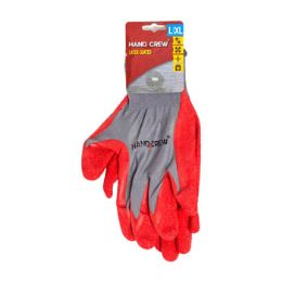 12 Units of Gloves Latex Coated L/xl - Kitchen Gloves