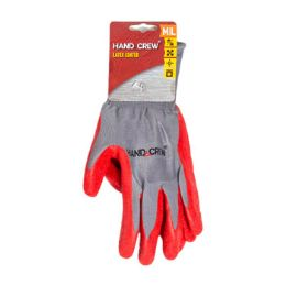 12 Units of Gloves Latex Coated M/l - Kitchen Gloves