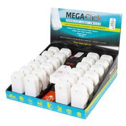 24 Wholesale Cordless Light Switch 24pc