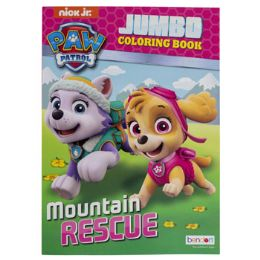 24 Units of Coloring Book Paw Patrol - Coloring & Activity Books