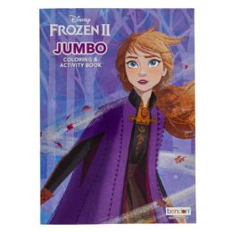 24 Units of Coloring Book Frozen 2 - Coloring & Activity Books