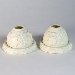 72 Wholesale Jade Porcelain Angel Carved
