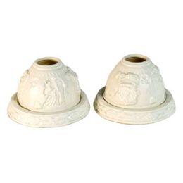 18 Wholesale Jade Porcelain Angel Carved