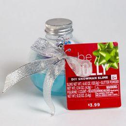 36 Wholesale Diy Santa Slime 4.43 oz