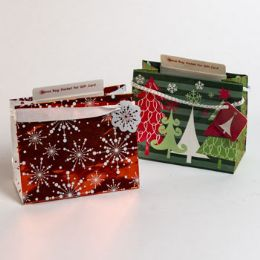 150 Units of Christmas Small Gift Bag With - Gift Bags Assorted