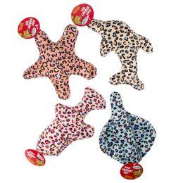 72 Wholesale Dog Toy Plush Sea Animal Asst