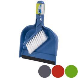 48 Units of Dust Pan Mini W/rubber Lip & - Dust Pans