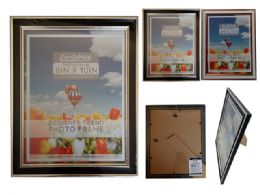 """24 Units of 8""""X10"""" Photo Frame Black, White Colors - Picture Frames"""