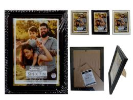 """72 Units of 5""""X7"""" Photo Frame Black, White, Beige Colors - Picture Frames"""