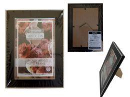 "96 Units of 4""X6"" Photo Frame Black Color - Picture Frames"