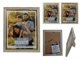 """96 Units of 4""""X6"""" Photo Frame Black, White, Beige Colors - Picture Frames"""