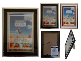 """96 Units of 4""""X6"""" Photo Frame Black, White Colors - Picture Frames"""
