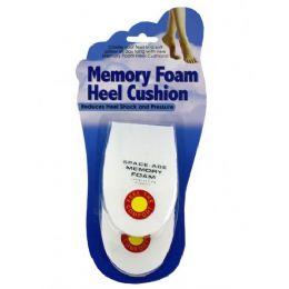72 Units of Memory Foam Heel Cushion - Footwear Accessories