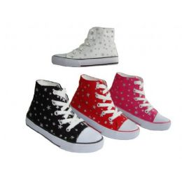 24 of Toddler HigH-Top Printed Canvas Shoe.