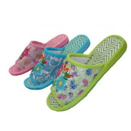 36 Units of Ladies' Slippers - Women's Slippers