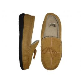 24 Units of Men's Moccasin Shoes - Men's Slippers