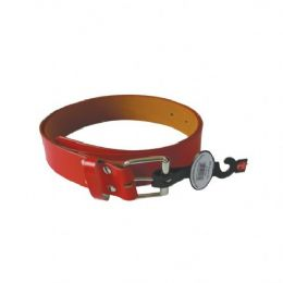 96 of Women Belt Red Assorted Size