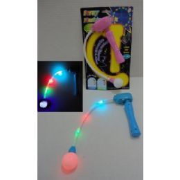 192 of Light Up Hand Held Spinning Wand