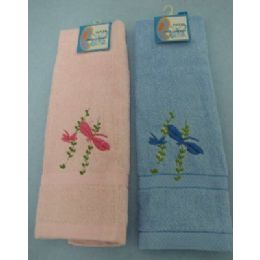 36 Units of Embroidered ToweL-Kitchen Or Bathroom - Kitchen Towels