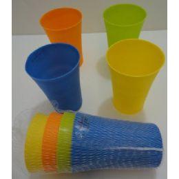 72 Units of 4pc Plastic Cup - Plastic Drinkware
