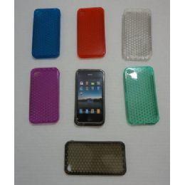 500 Bulk Flexible 4g Cell Phone CoveR---Iphone4