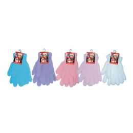 36 Bulk Ladies Fuzzy Glove