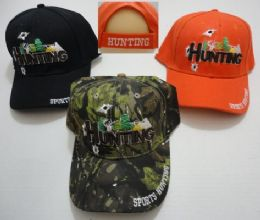 24 Units of HUNTING Hat Bullet Holes* - Winter Hats