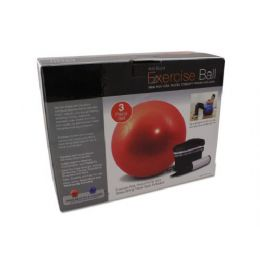 3 of Exercise Ball With Pump