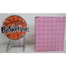 60 Bulk Basketball Alarm Clock