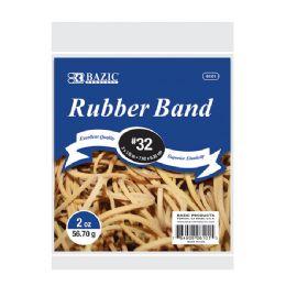 36 Bulk 2 Oz./ 56.70 G #32 Rubber Bands