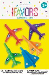 12 Wholesale 5 Jet Planes Favors