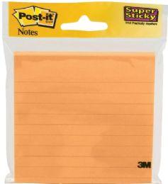 12 of Post It Sup Stik Nts 4x4 Lnd 4