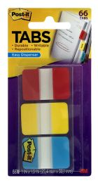 12 Units of PosT-It Brand 66 Tabs - Sticky Note & Notepads