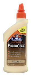 6 Units of Elmer's Carpenter's Wood Glue Interior - Glue