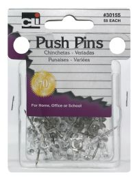 12 Wholesale Cli Push Pins