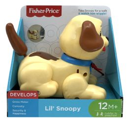 4 Wholesale FisheR-Price Lil Snoopy