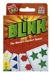 12 Wholesale Mattel Games Reinhard Staupe's Blink The World's Fastest Game
