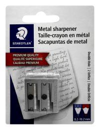 12 Units of Staedtler Metal Sharpener - Sharpeners